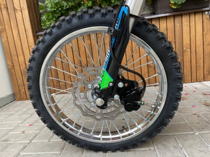 Motocykl XMOTOS - XB30 125cc 4t 17/14