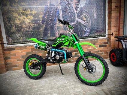 Dirt bike Beginner 125cc 4t 17/14