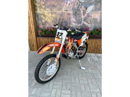 Motocykl XMOTOS - XB37 250cc 4t  21/18 s vodním chlazením