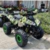 Dětská elektro čtyřkolka Warrior 1500w 60v diferenciál -zelený grafity