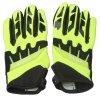 Dětské rukavice AERO - zelenožluté