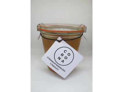 Citronová marmeláda s tequilou
