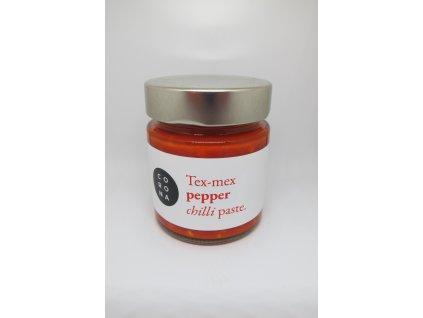 Papriková chilli pasta