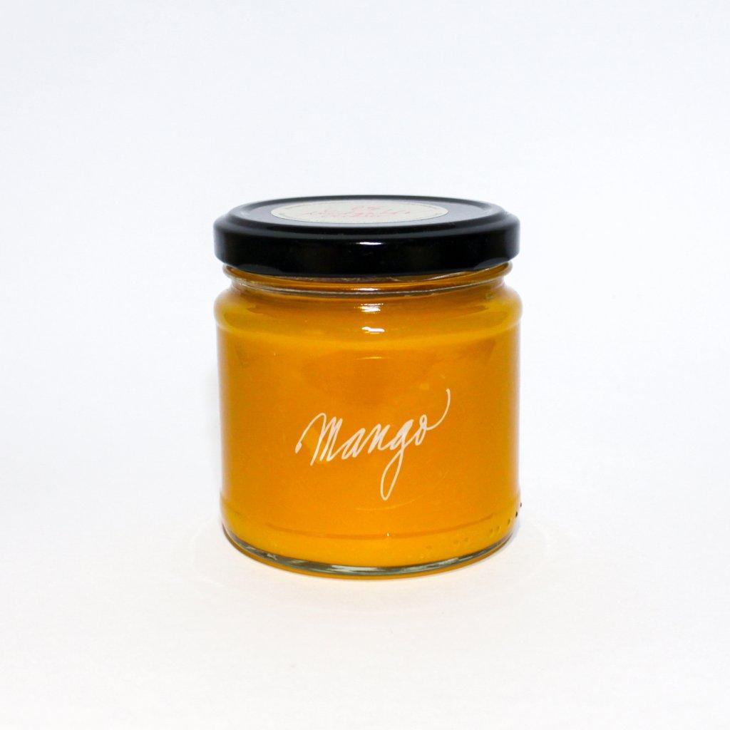 mangový džem