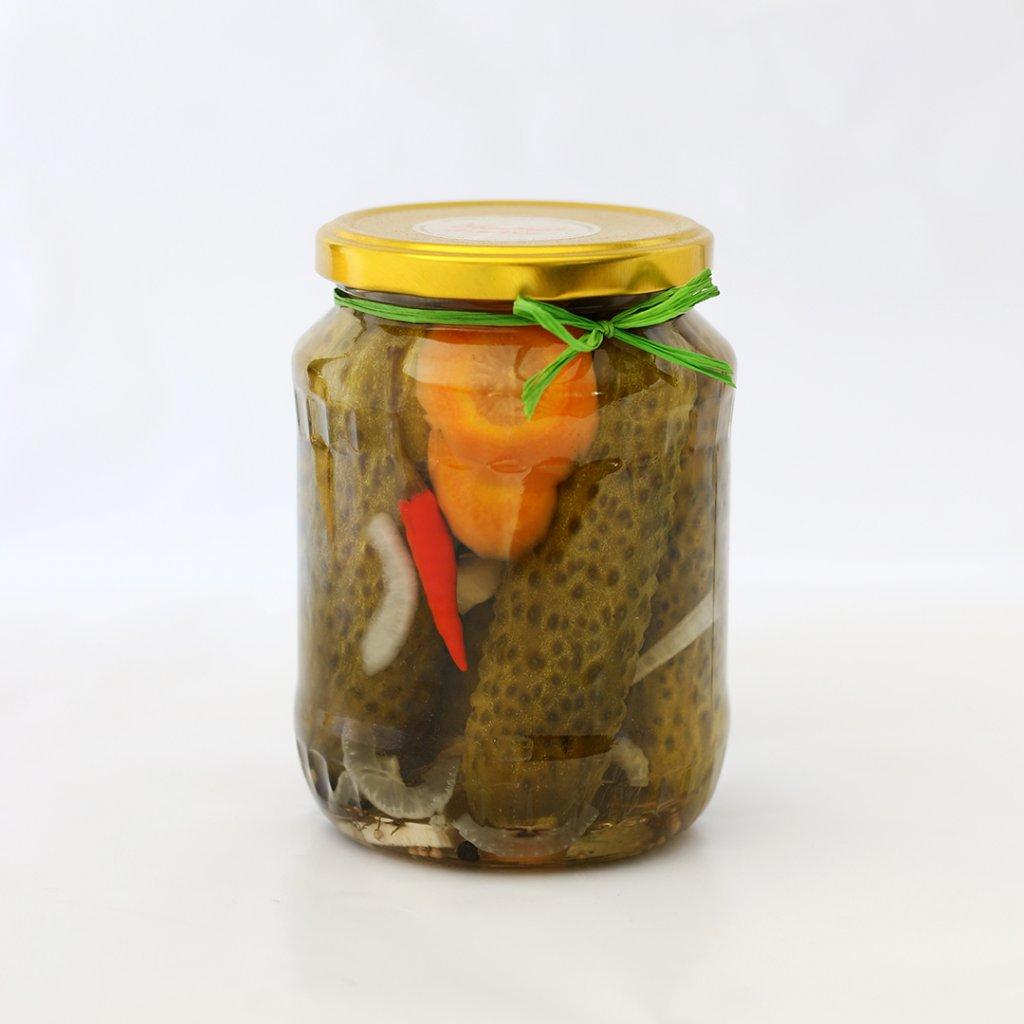 Okurky velké s chilli web