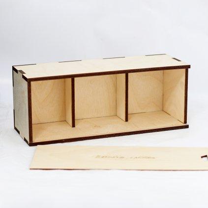 web samostatná dárková krabička 3x