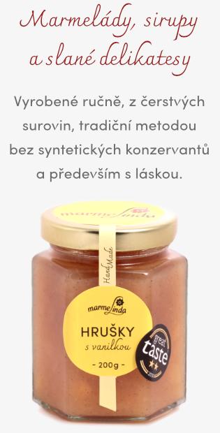 marmelády - eshop