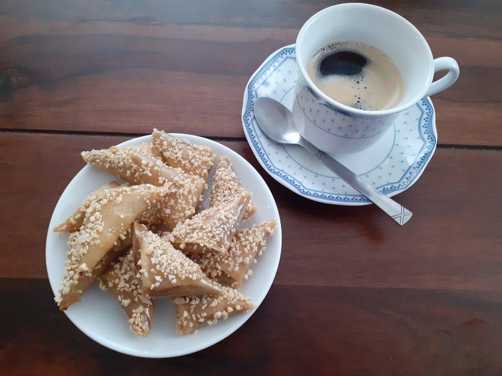 Marocké cukroví - Briwat