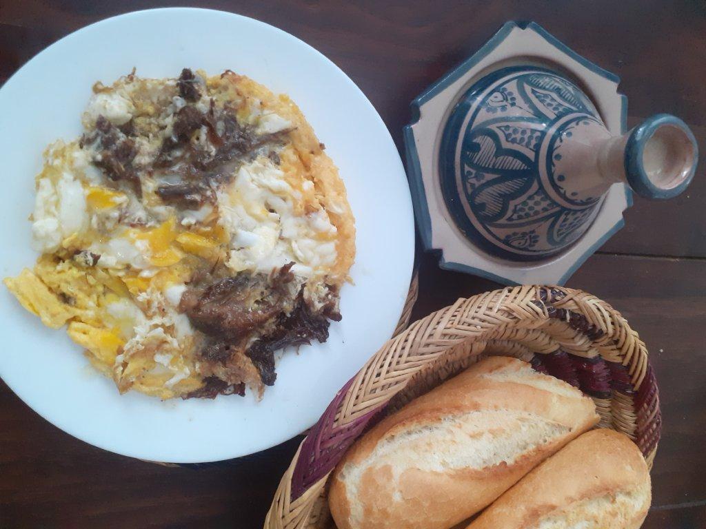 Khlii - Sušené hovězí maso