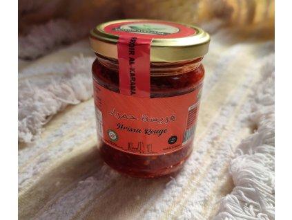 Harissa - pálivá papriková pasta