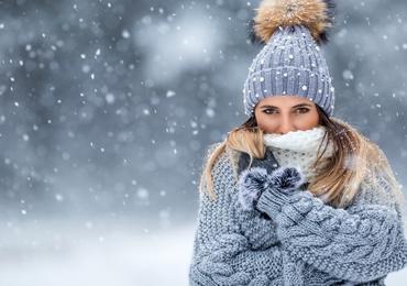 Péče o zimní pleť