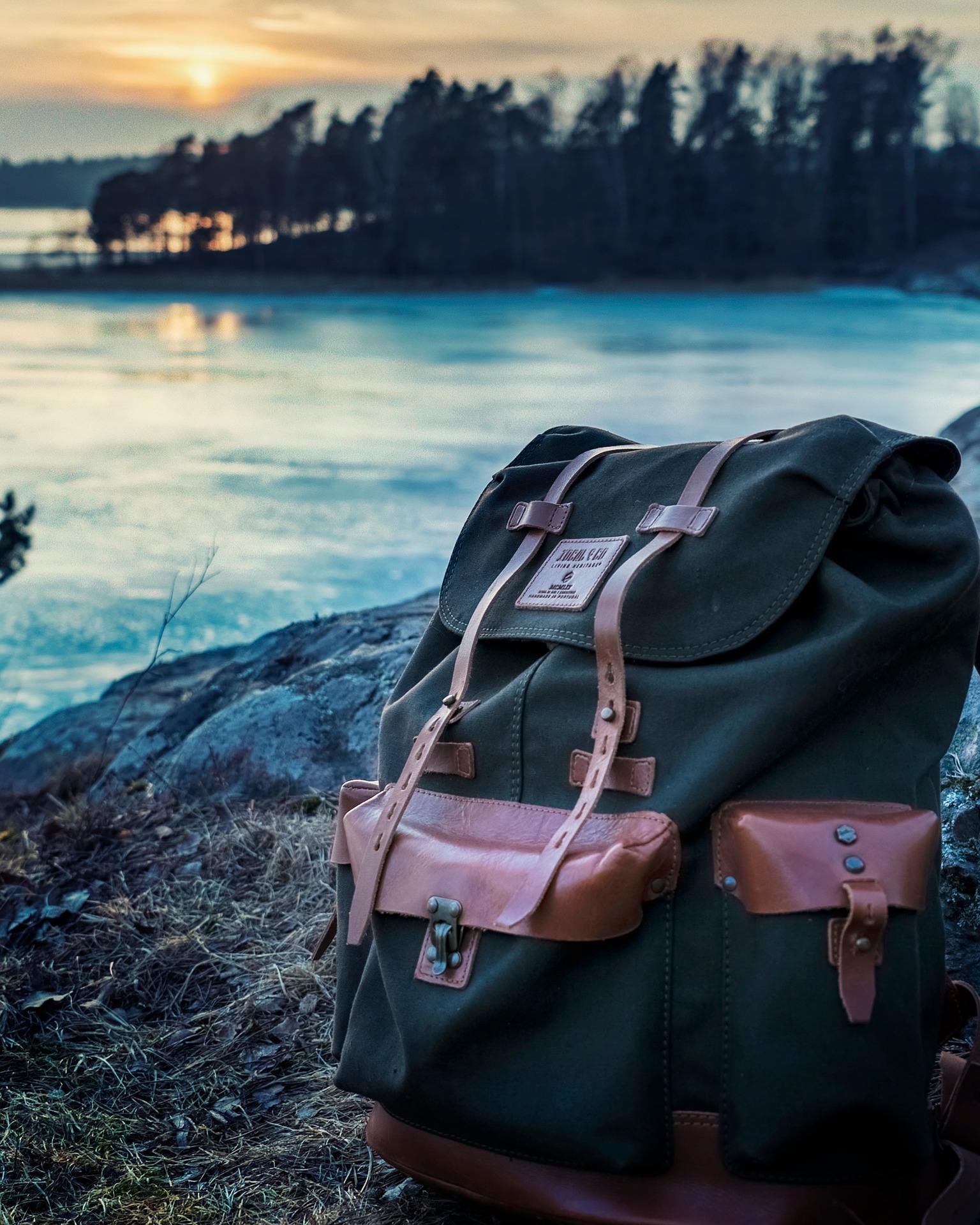 Z cestovatelského batohu