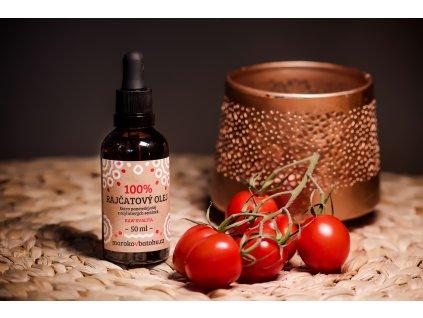 100% rajčatový olej