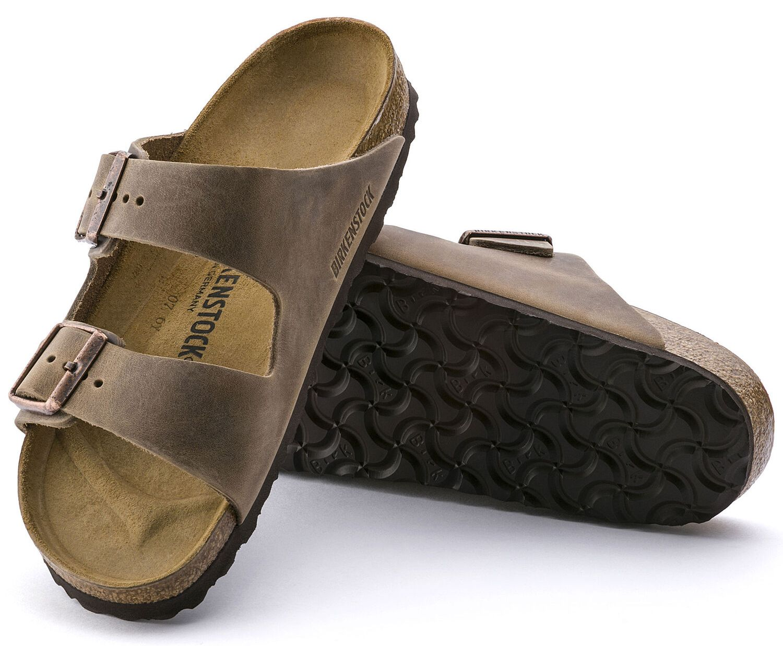 Dvoupáskové pantofle Birkenstock Arizona