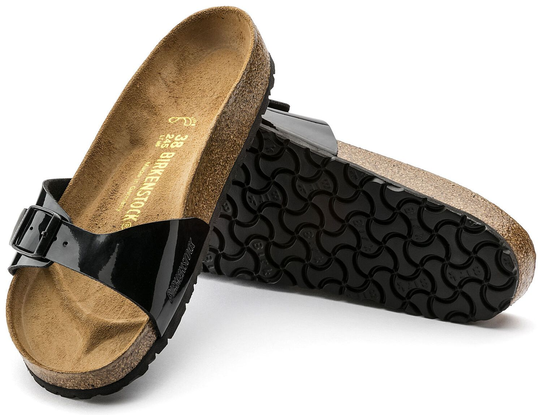 Jednopáskové pantofle Birkenstock Madrid