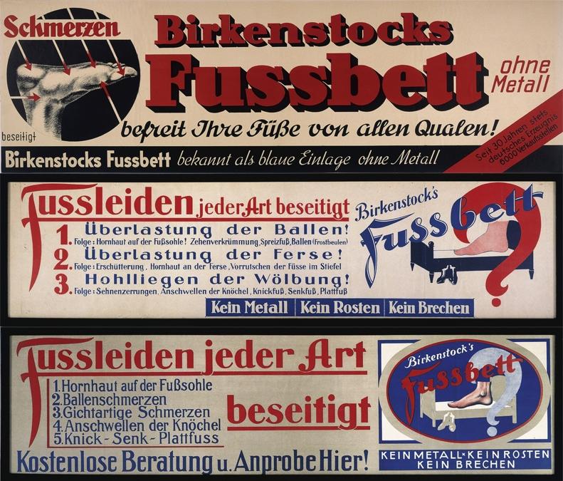Kronika firmy Birkenstock