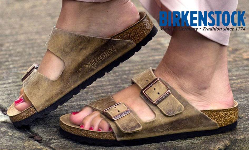 Dvoupáskové zdravotní pantofle Birkenstock Arizona