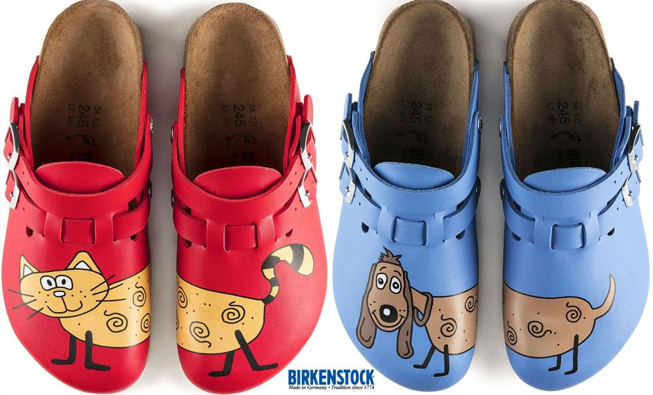 Zdravotní pantofle Birkenstock s plnou špičkou