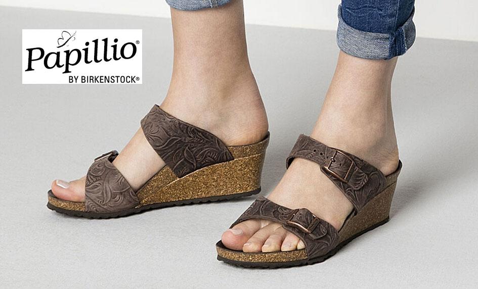 Zdravotní pantofle na klínku Papillio by Birkenstock