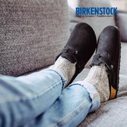 Zdravotní pantofle birkenstock boston