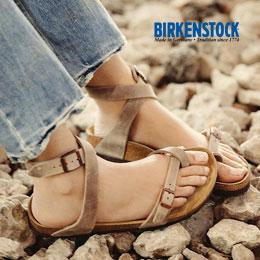Zdravotní sandály birkenstock yara