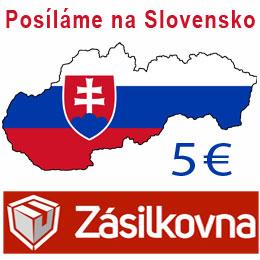 Doprava na Slovensko 5 Euro