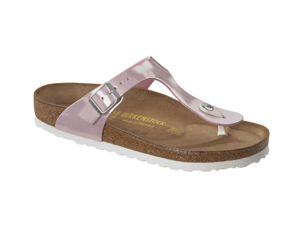 Birkenstock Gizeh - Pearly rose