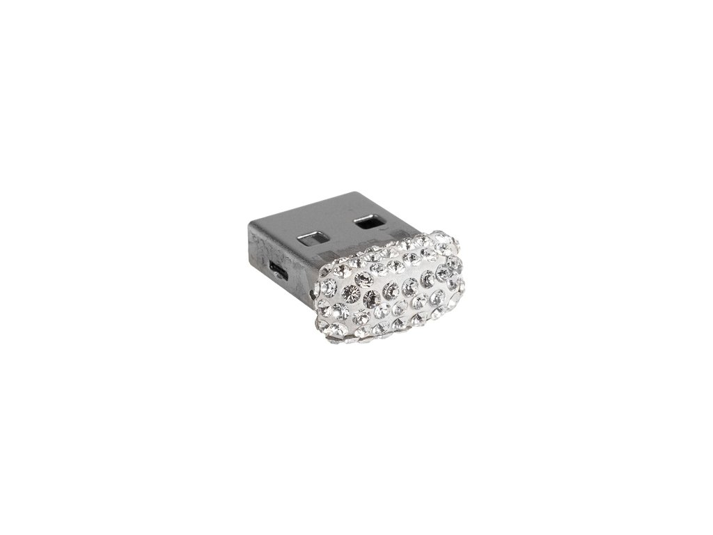 Swarovski Elements USB 8GB / crystal