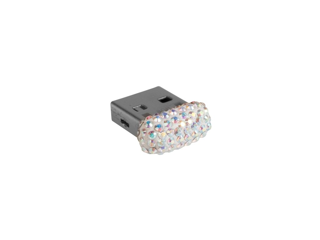 Swarovski Elements USB 8GB / crystal ab