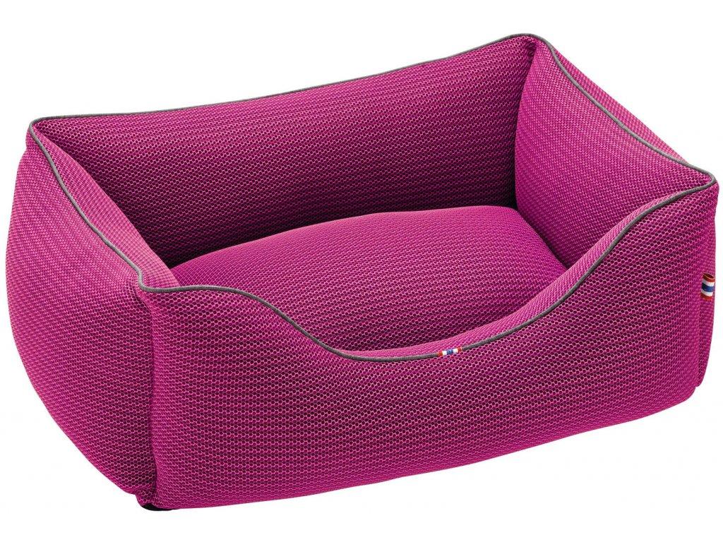 Pelíšek pro psa Hunter Toronto, pink
