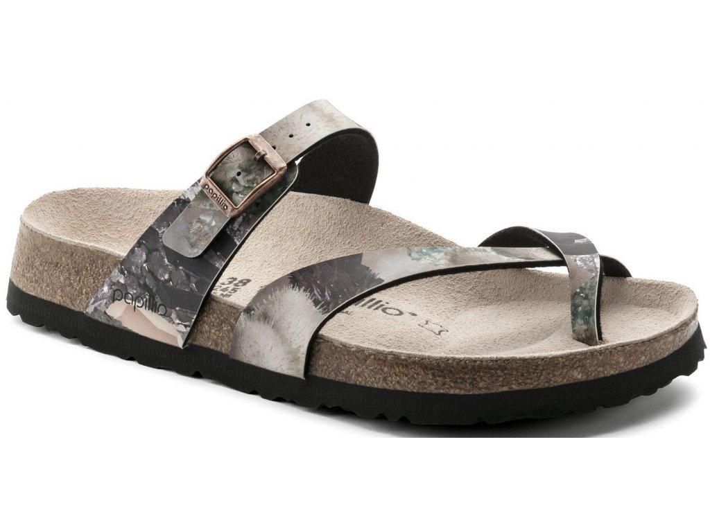 Zdravotní obuv Papillio Tabora Crystal Lilac