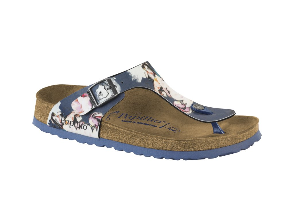 Papillio Gizeh - Painted Bloom Navy soft