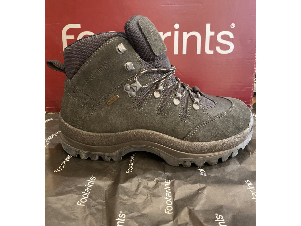 Trekingová obuv Footprints Sierra se zdravotní stélkou