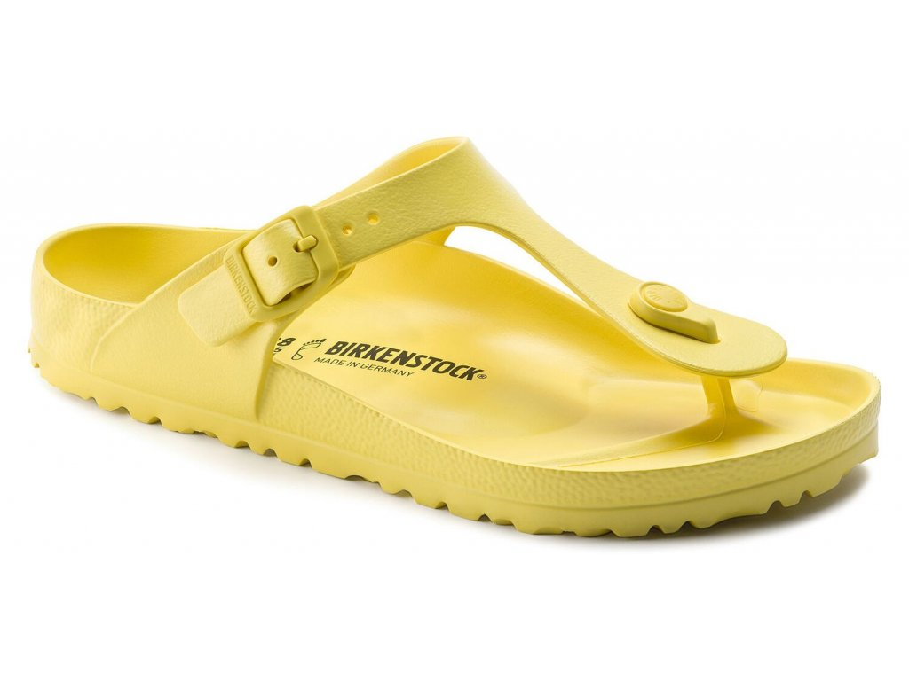 Birkenstock Gizeh EVA - Vibrant Yellow
