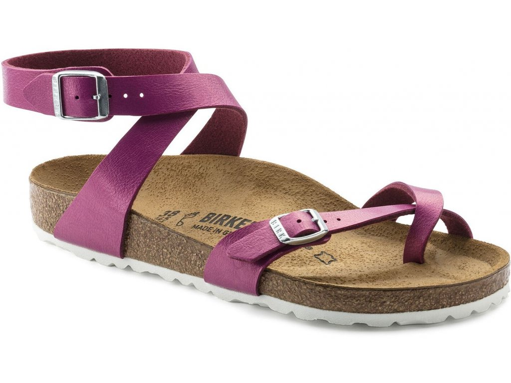 Birkenstock Yara - Graceful Magenta Haze