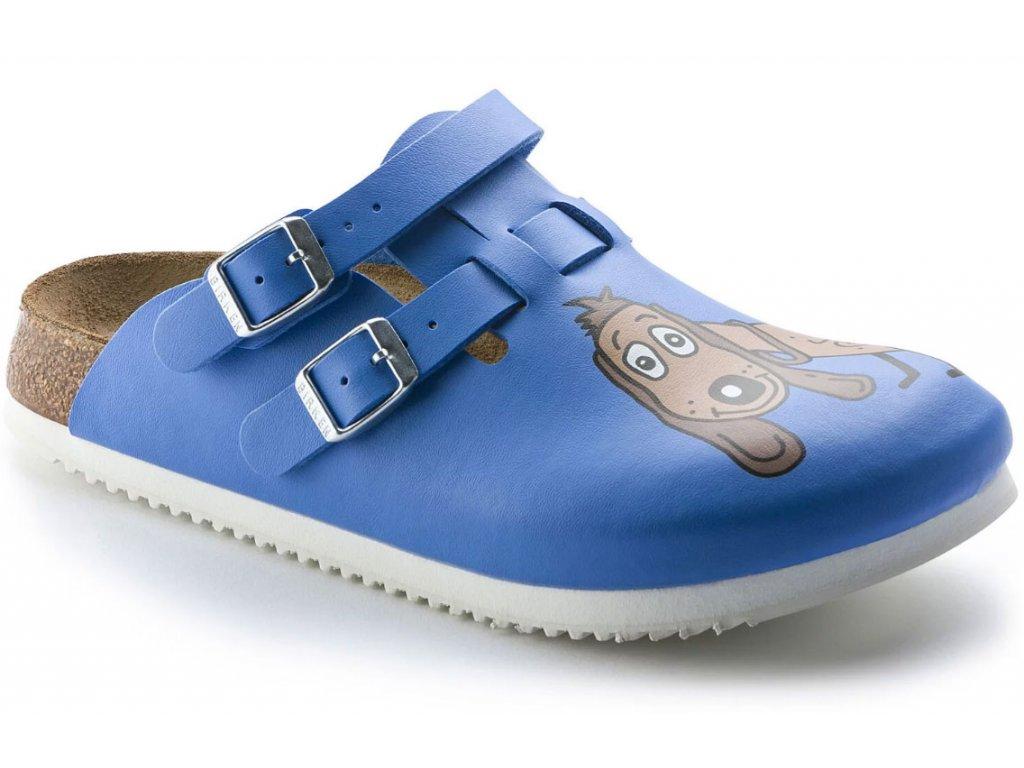 Birkenstock professional Kay SL / Dog blue