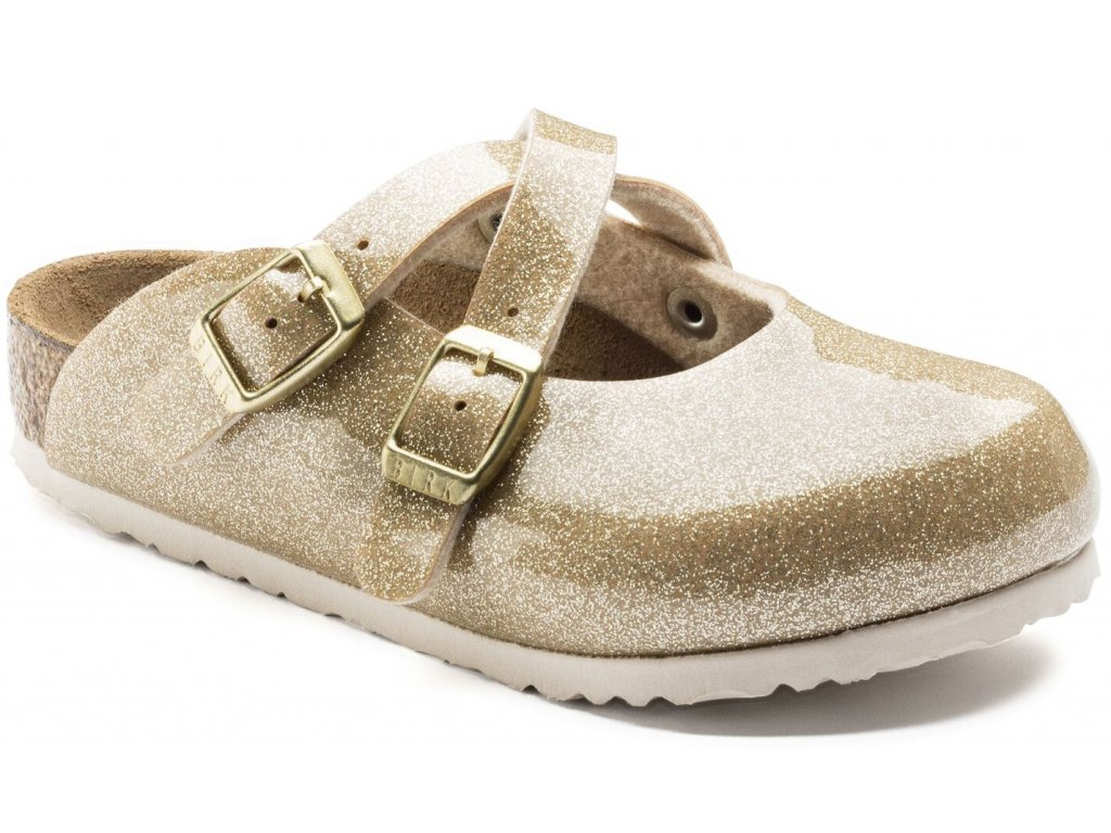 Birkenstock Dorian Magic Galaxy Gold