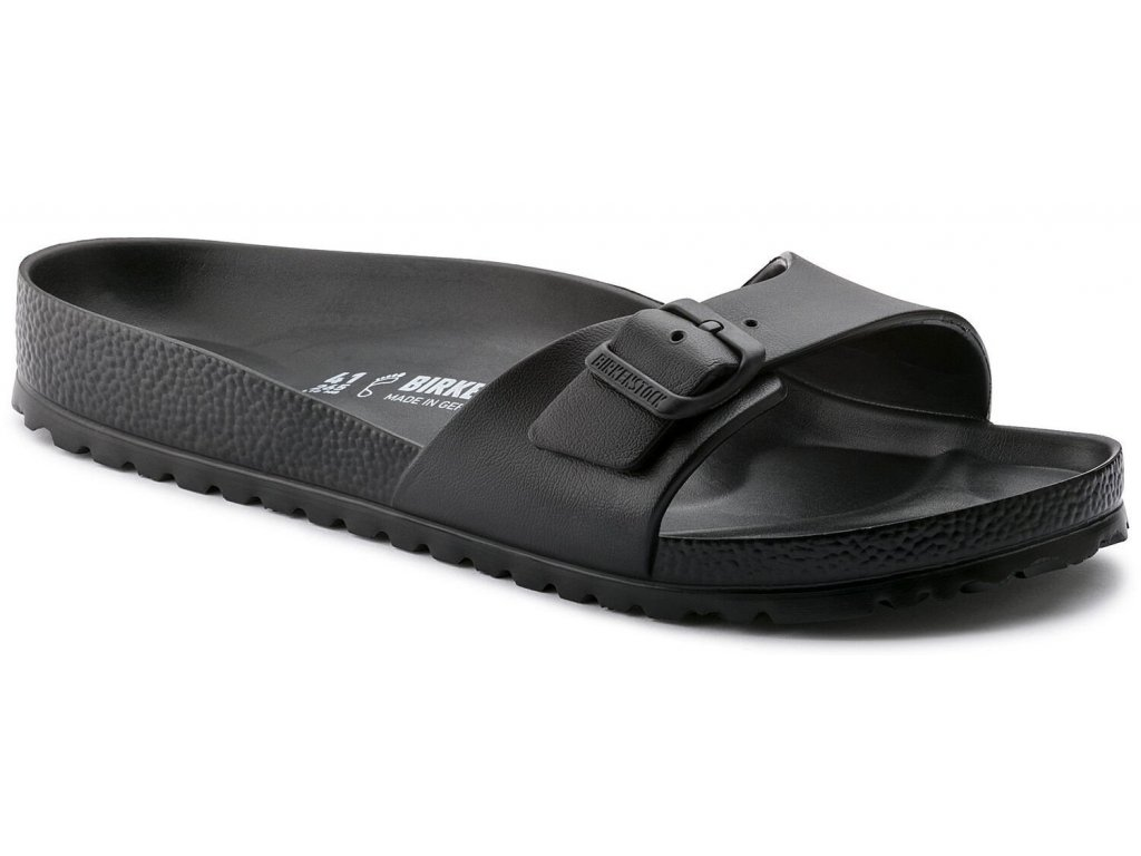 Birkenstock Madrid - Black
