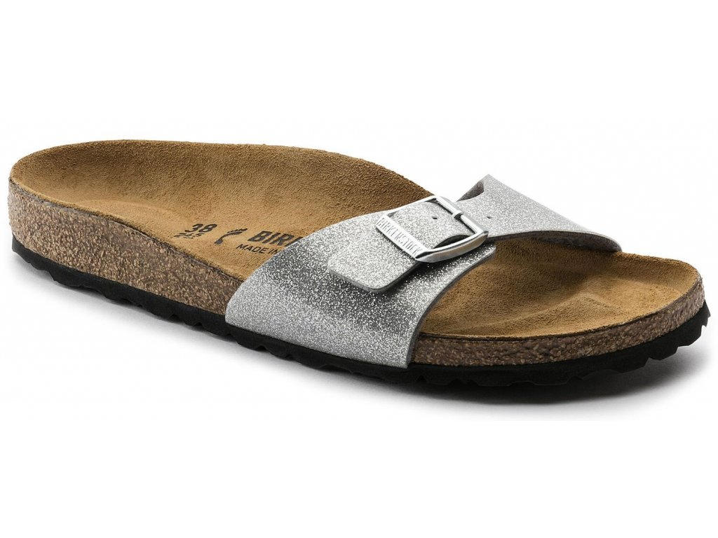 Birkenstock Madrid - Magic Galaxy Silver