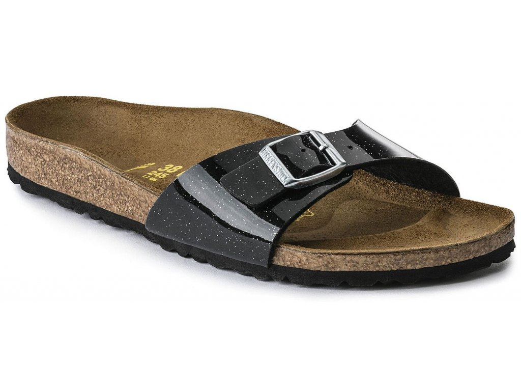 Birkenstock Madrid - Magic Galaxy Black