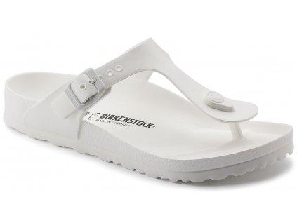 Birkenstock Gizeh - White / EVA
