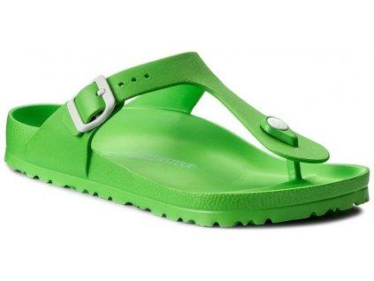 Birkenstock Gizeh - Neon green