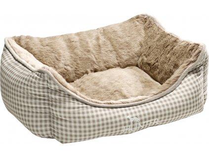 Pelíšek pro psa Hunter Astana, béžová