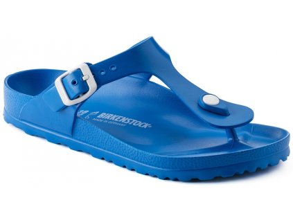 Birkenstock Gizeh - Scuba blue