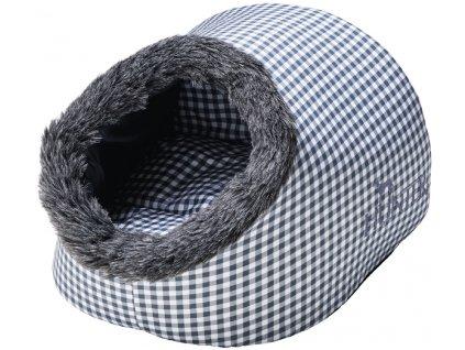Pelíšek pro kočku Hunter Astana šedá