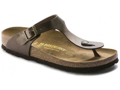 Birkenstock Gizeh - Toffee graceful