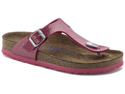 Birkenstock Gizeh - Magic galaxy bright rose