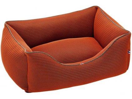 Pelíšek pro psa Hunter Toronto, oranžová
