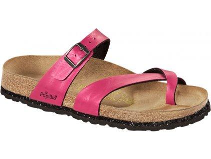 Zdravotní obuv Papillio Tabora Watterline Pink, Glitter tape