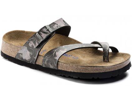 Zdravotní obuv Papillio Tabora Damask Orchid, měkká stélka